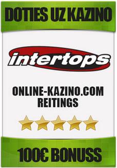 Intertops online kazino