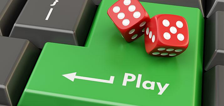 Kāpēc spēlēt ONLINE kazino
