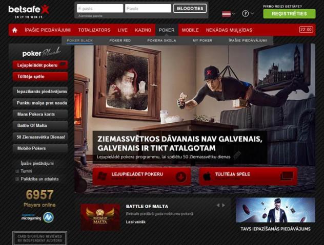 online-kazino-betsafe-pokers