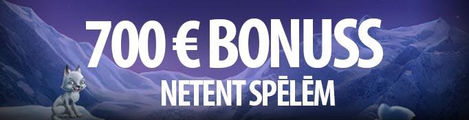 700 eur bonuss netent spēlēm optibet kazino