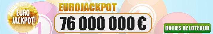 euro jackpot loterija