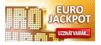 euro jackpot spele loterijas latviešiem
