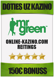 Mr Green kazino