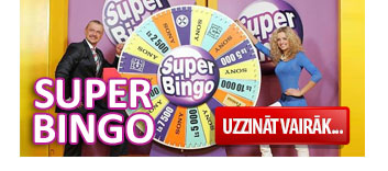 superbingo spele loterijas latviešiem