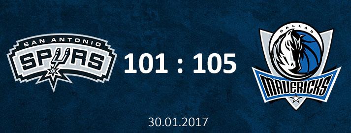 30.01.2016 San Antonio Spurs Dāvja Bertāna spilgtākie momenti pret Dalasas Mavericks