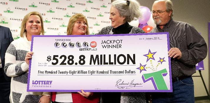 Powerball loterijas džekpots