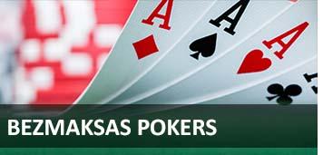 bezmaksas pokers spēle