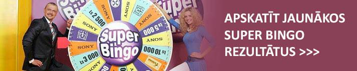 jaunākie super bingo rezultati arhīvs