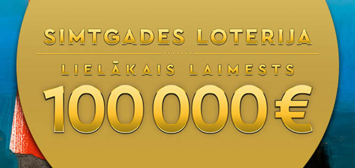 simtgades loterija spēlēt