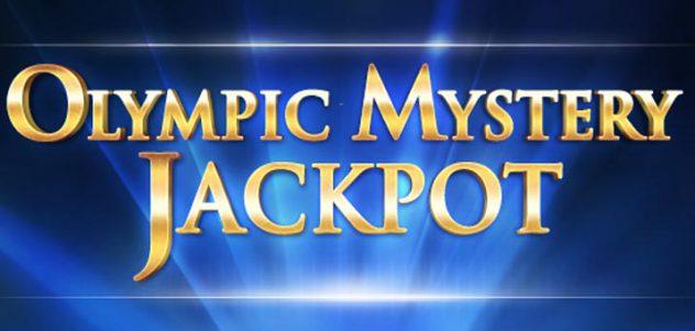 Olympic Casino laimēts džekpots Olympic Mystery Jackpot