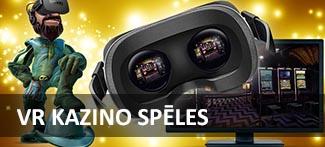 Virtuālās realitātes kazino spēles