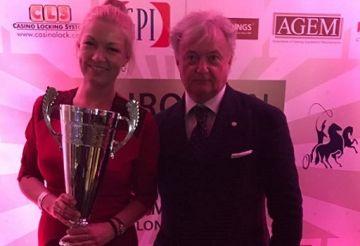 ainke European dealer championship uzvaretaja 1. vieta
