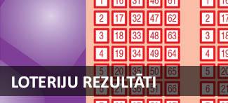 loteriju rezultati super bingo