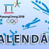 Olimpiskās spēles 2018 - laiki, prognozes, rezultāti