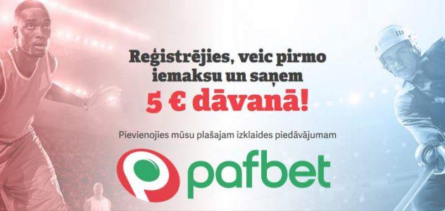 pafbet online kazino