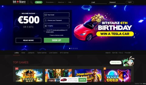 bitstarz kazino lobijs ar video slots spēlēm