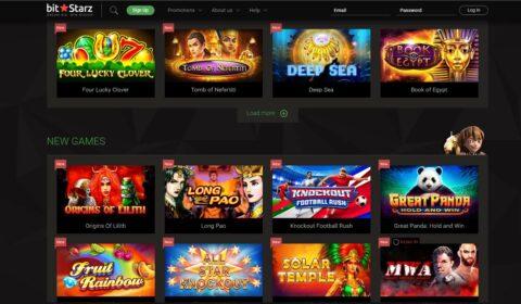 bitstarz kazino video slots spēles