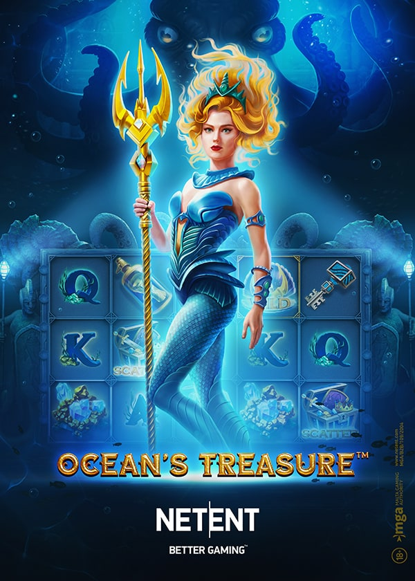 oceanstreasure_games_poster