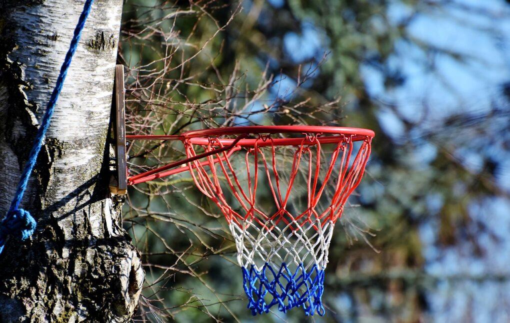 minusi basketbola spēle