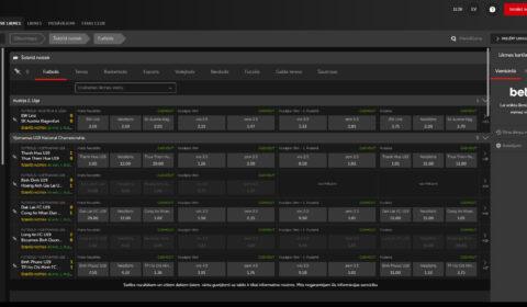betsafe kazino mājas lapas live likmses sadaļa