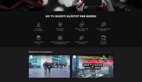 betsafe kazino mājas lapas vip kazino sadaļa