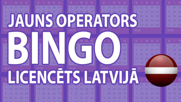 bingo licencēts latvijā laimz bingo