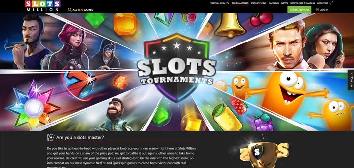 slotsmillions interneta kazino bilde 5