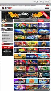 Optibet mobile kazino22 0022