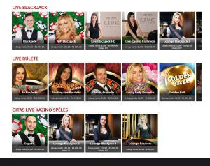 interneta kazino betsafe live kazino