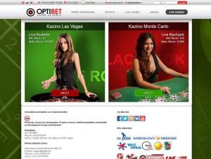 online kazino optibet live kazino